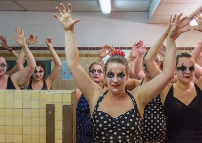 Thriller! Photos By Lizzie Coombes