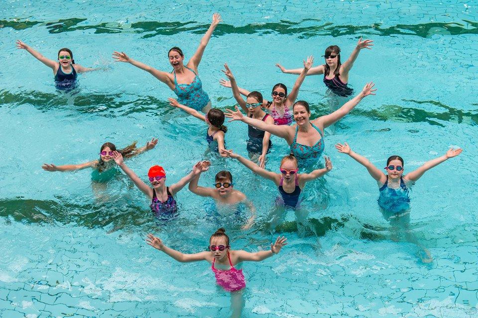 Junior Mermaids Summer Course