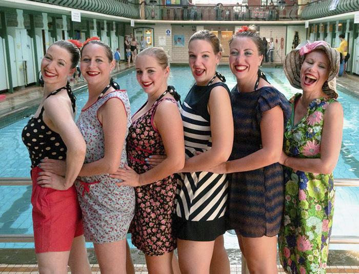 Bramley Baths Mermaid Gala 2013