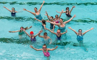 Junior Mermaids Summer Course
