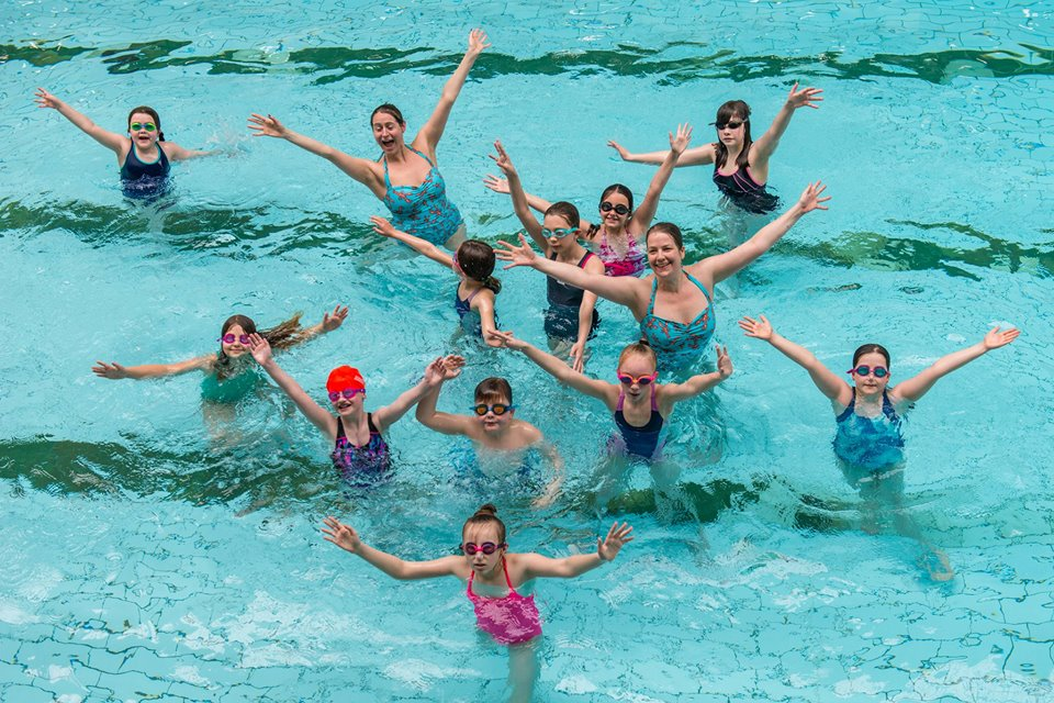 Junior Mermaids Summer Classes