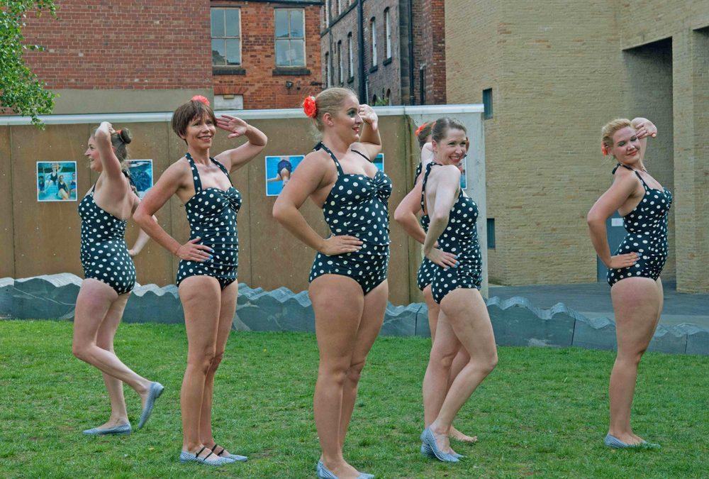 Mermaid Gala At Barnsley Civic 2013