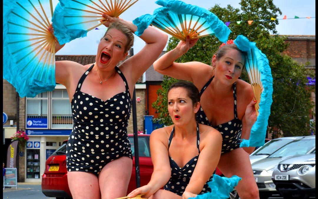 Free Summer Festival show: Feva Festival, Knaresborough 14th August 2021